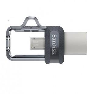 فلش مموری سن دیسک مدل Ultra Dual Drive M3.0 ظرفیت 16 گیگابایت