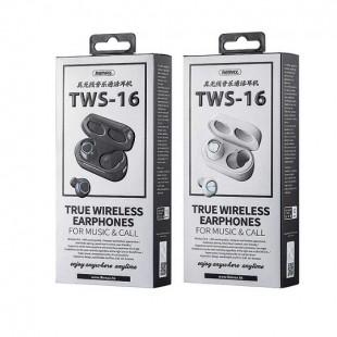 هدفون بی سیم ریمکس مدل TWS-16