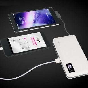 شارژر همراه سیلیکون پاور مدل S103 ظرفیت 10000 میلیآمپرساعت