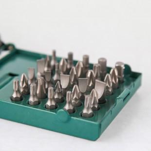 مجموعه 31 عددی سری پیچ گوشتی متابو مدل 630447