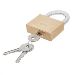 قفل آویز گیرا مدل 004