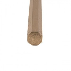 قلم هشت گوش نوک تخت ایران پتک مدل LB 1710 سایز 26