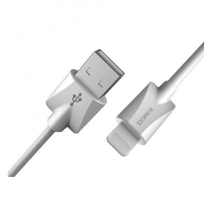 کابل تبدیل USB به لایتنینگ روموس مدل CB128 طول 1 متر