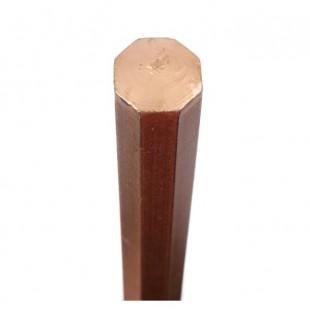 قلم هشت گوش نوک تخت ایران پتک مدل LB 2010 سایز 30 میلی متر