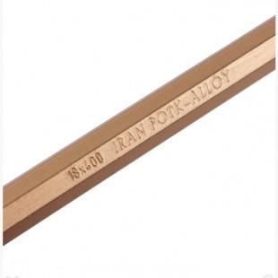 قلم هشت گوش نوک تخت ایران پتک مدل LB 1810 سایز 26 میلی متر