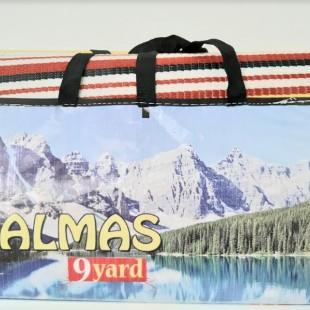 زیرانداز سفری Almas مدل حصیری سایز 8 متری