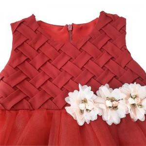 مدل پیراهن دخترانه گلدار