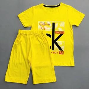لباس بچه گانه زرد