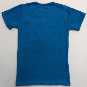 خرید تیشرت آبی پسرانه