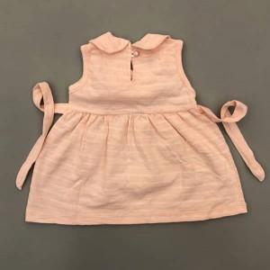 مدل لباس یقه ب ب بچگانه