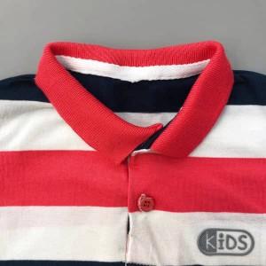 مدل پولو شرت رنگی بچگانه