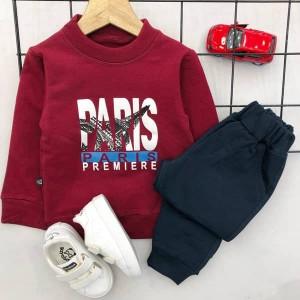 بلوز شلوار دورس بچه گانه مدل paris