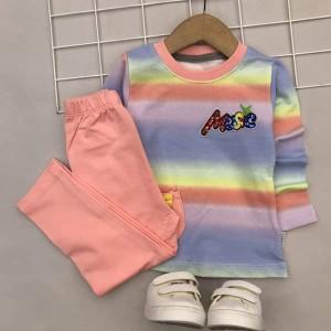 خرید لباس شلوار رنگی کودک