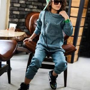 مدل سویشرت شلوار دخترانه بچه گانه
