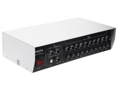 دستگاه فیزیوتراپی برجیس 125 هرتز 10 کانال