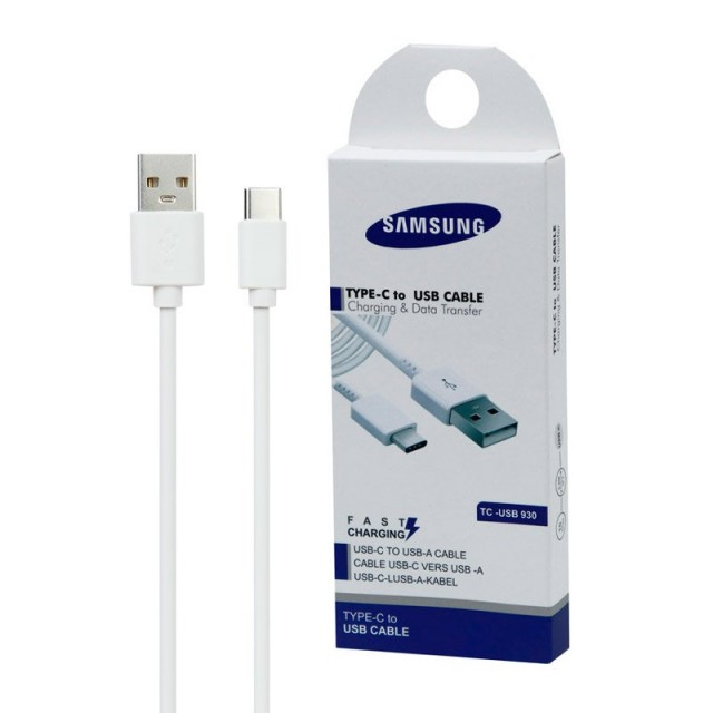 کابل تبدیل USB به USB-C سامسونگ مدل TC-USB 930