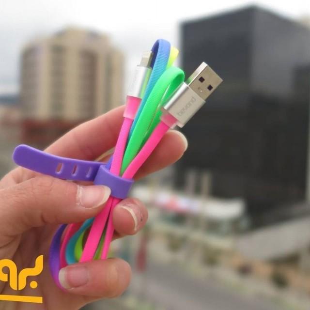 کابل تبدیل USB به USB-C بیاند مدل BA-501 طول 1 متر
