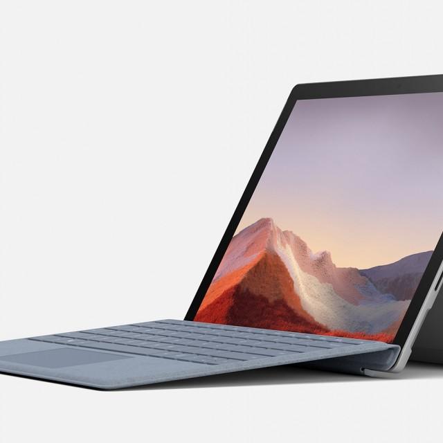 Surface Pro 7 Plus  _ Core i5 _ 256 SSD LTE در بروزکالا