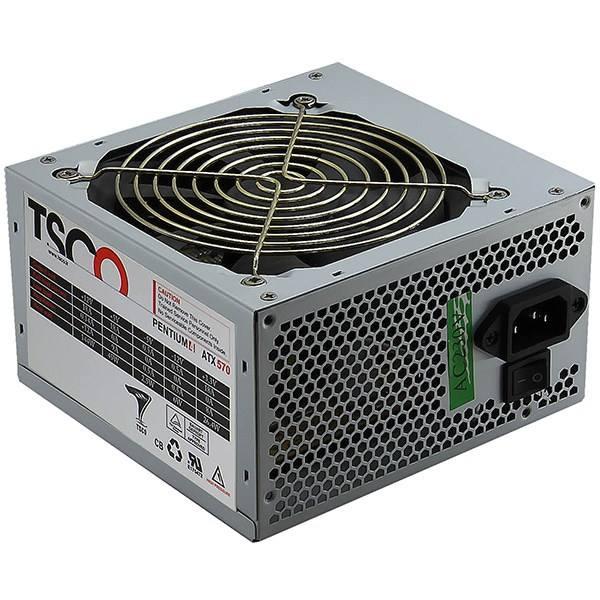 پاور کامپیوتر تسکو مدل TSCO TP 570W در بروزکالا