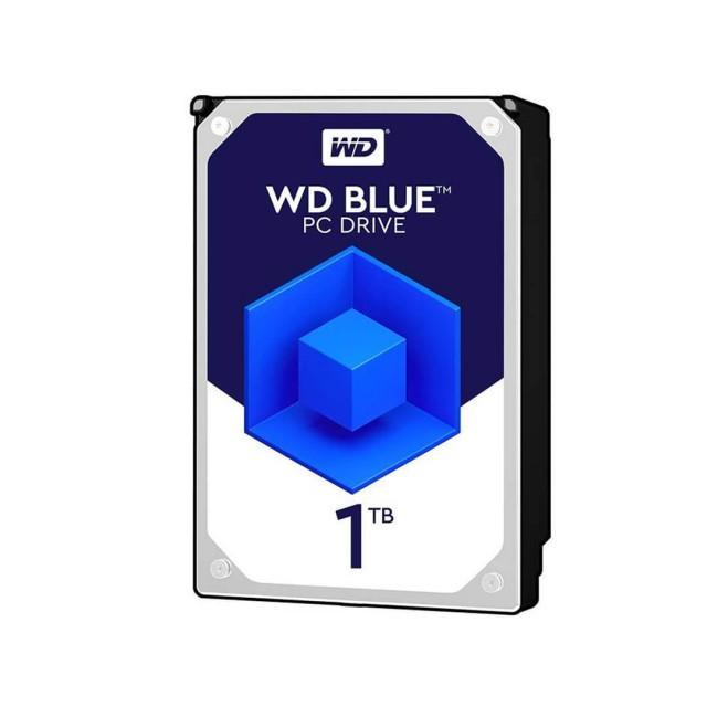 هارد دیسک اینترنال وسترن دیجیتال مدل Western Digital Blue WD10EZEX ظرفیت 1 ترابایت در بروزکالا