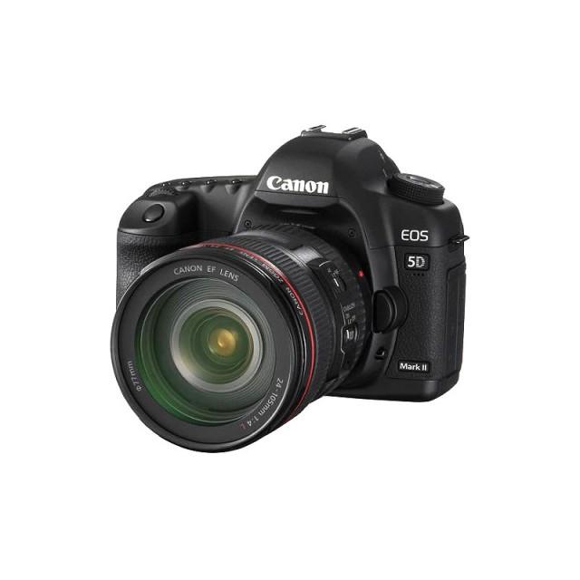 دوربین دیجیتال کانن مدل canon EOS 6D Mark II با کیت 24-105 L در بروزکالا