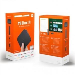 اندروید باکس شیائومی مدل Mi Box S MDZ-22-AB