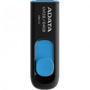 فلش مموری ای دیتا مدل DashDrive UV128 ظرفیت 64 گیگابایت