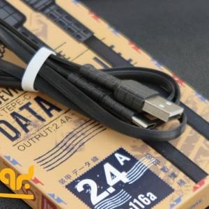 کابل تبدیل USB به USB-C ریمکس مدل RC-116a طول 1 متر