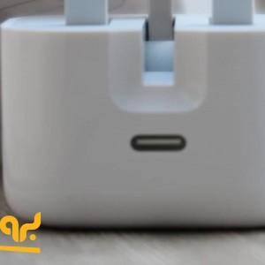شارژر دیواری اپل مدل MHJF3ZP/A