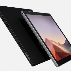 Surface Pro 7  _ corie 5 _  128 SSD