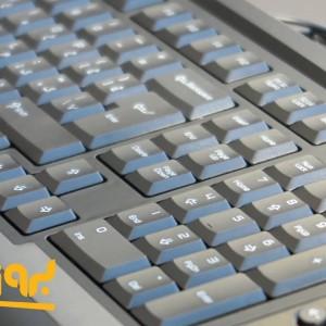 کیبورد و ماوس باسیم بیاند مدل BMK-6141 با حروف فارسی در بروزکالا