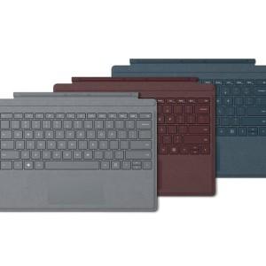 کیبورد مایکروسافت مدل Type Cover مناسب برای Surface Pro 7