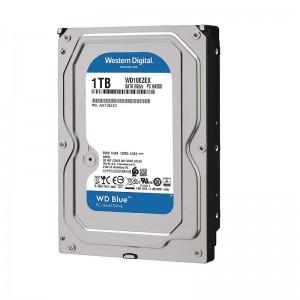 هارد دیسک اینترنال وسترن دیجیتال مدل Blue WD10EZEX ظرفیت 1 ترابایت