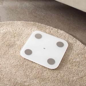 ترازو دیجیتال هوشمند شیائومی Smart Fat Scale 2