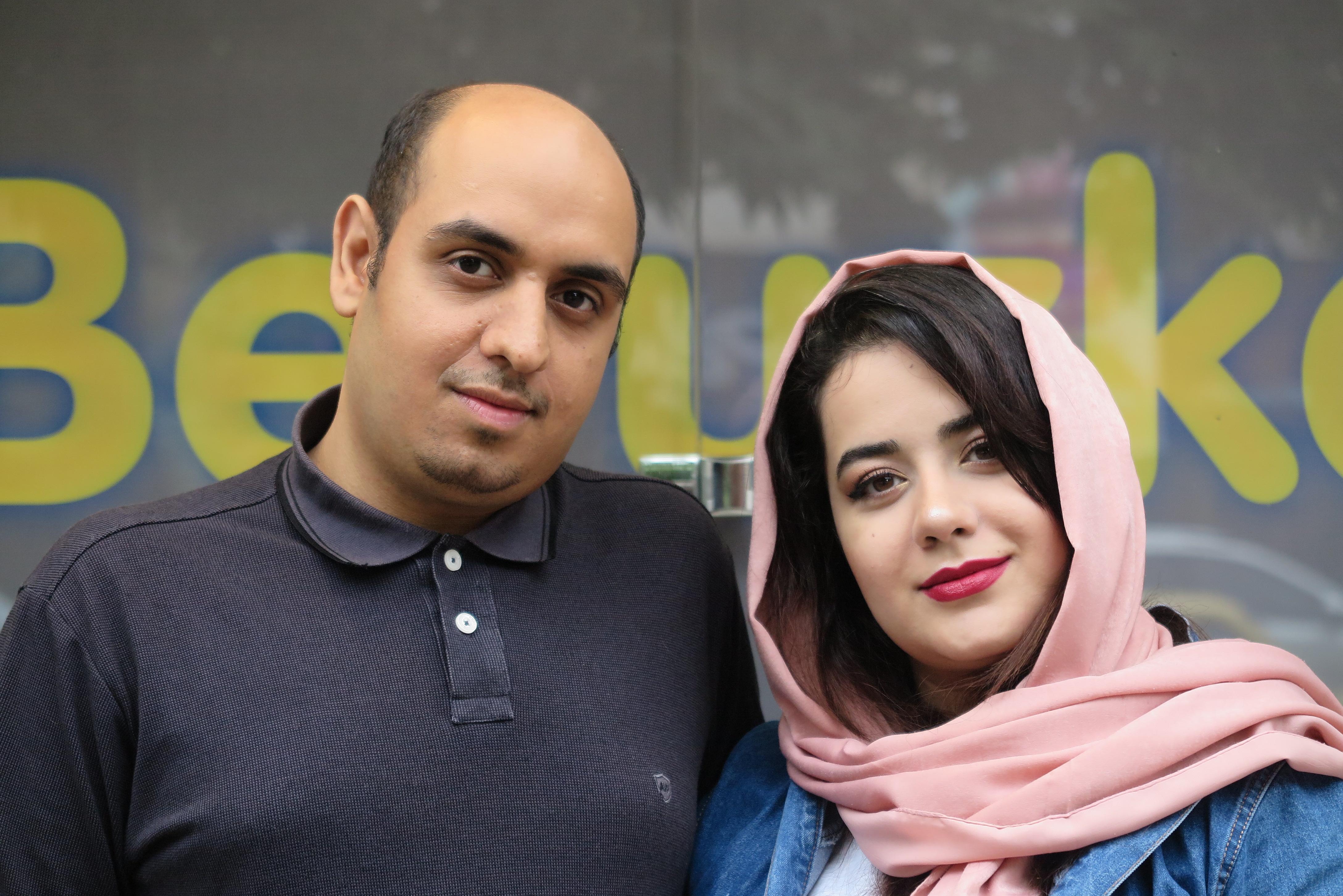 منصور عبداللهی - پریسا اصغری