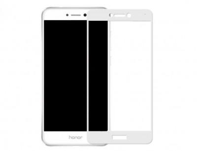 گلس تمام صفحه Honor 8 Lite سفید