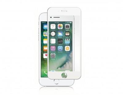 گلس تمام صفحه iPhone 6 سفید