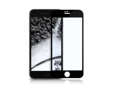 گلس تمام صفحه iPhone 6S مشکی