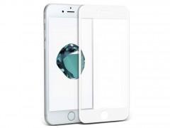 گلس تمام صفحه iPhone 6s سفید
