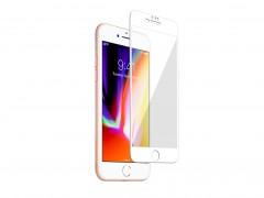 گلس تمام صفحه iPhone 8 سفید