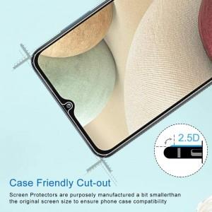 samsung m12 glass screen protector