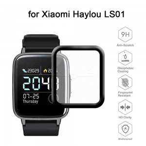 گلس سرامیکی ساعت هایلو Haylou LS01