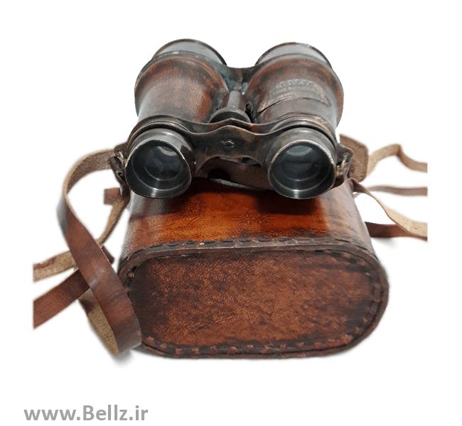 دوربین دو چشم انگلیسی برنزی - کد ۲