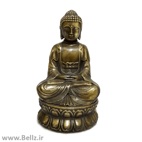 مجسمه بودا برنزی - کد ۱۱