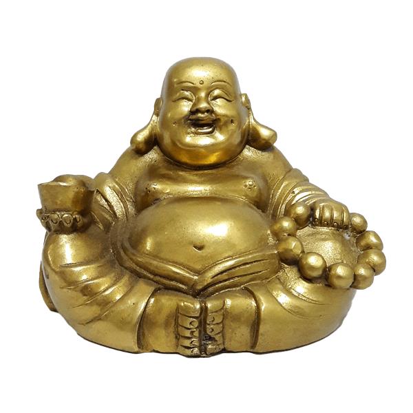 مجسمه بودا برنزی - (کد ۱۵)