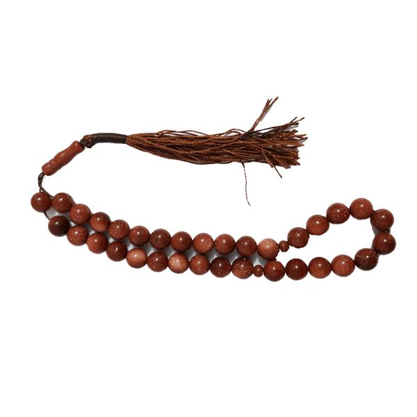 تسبیح سنگ دلربا - ۳۳ دانه