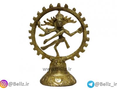 مجسمه بودا برنجی (الهه هندو)