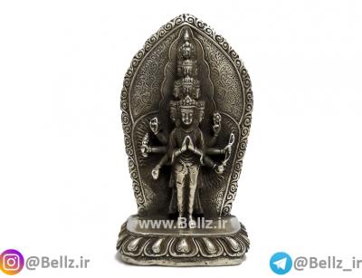 مجسمه بودا برنز(چند دست)