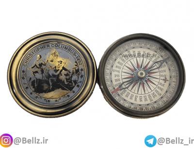 قطب نما برنز (کریستف کلمب)