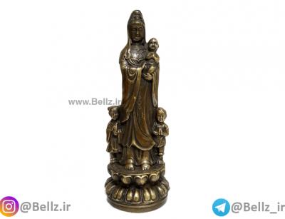 مجسمه بودا برنز (شیوا) - ۱